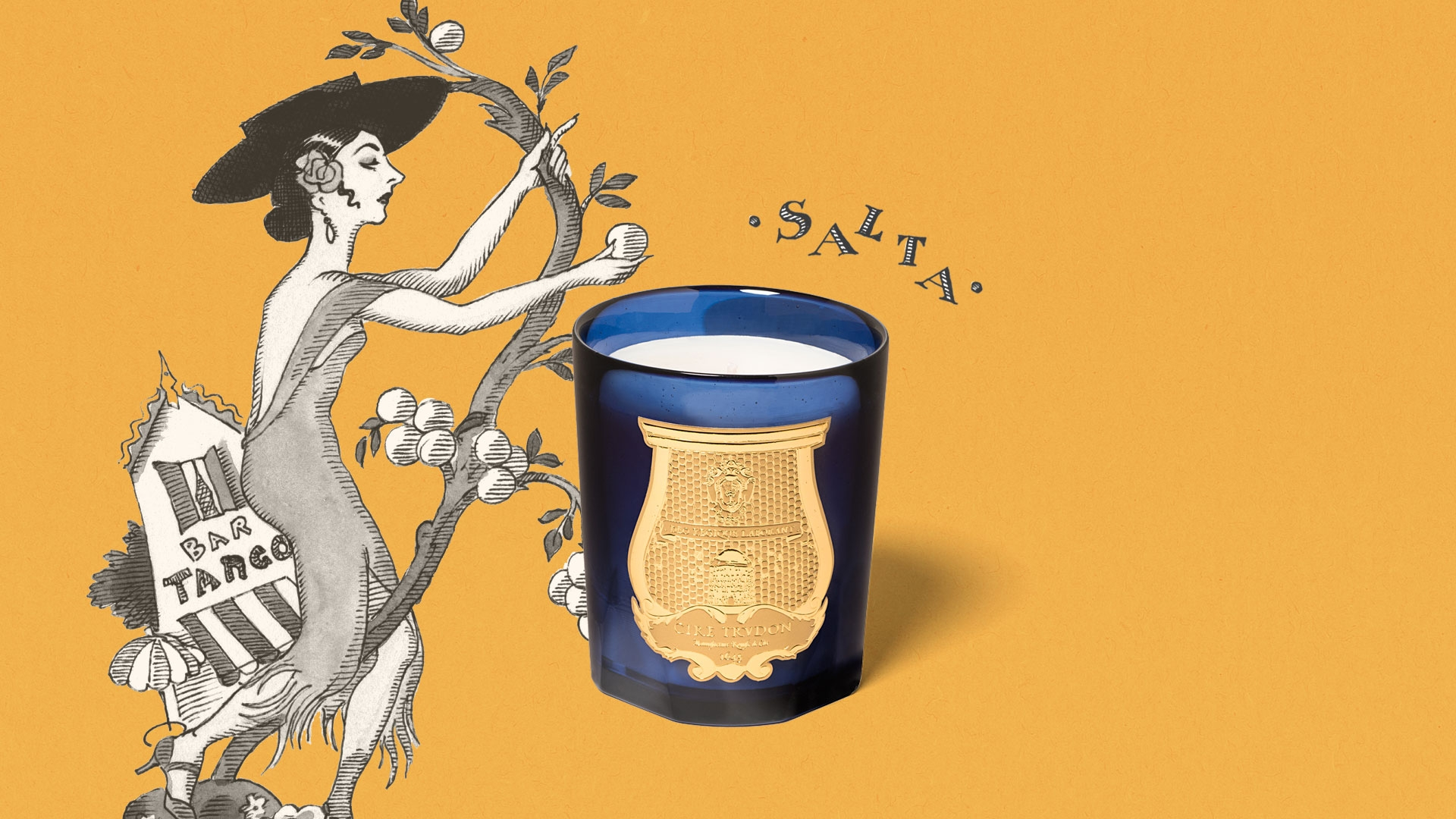 Trudon Candlemaker Since 1643
